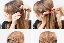Vlasy / Ucesy