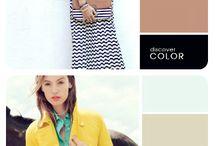 Соотношения цвета