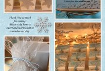 Winter Bridal Shower / by Mercedes