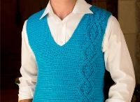 For Men / by Love of Crochet