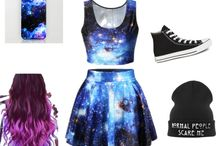 Galaxies style