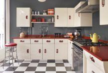 Dream Kitchen / Concept, colours, and ideas