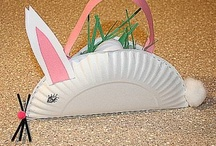 """Easter Crafts for Kids / Kids love to make crafts during the holidays and Easter is no different. This board will showcase fun Easter crafts for kids that point to Jesus. (Want to learn more about my ministry, """"The Scripture Lady""""? Then go to www.scripturelady.com)"""