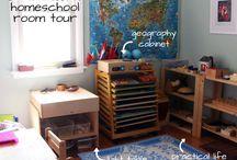 montessori homeschool.room