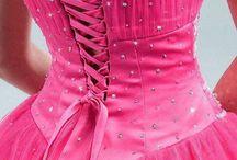 Pink Lingerie & Pyjama & Swimsuit