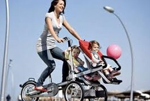 Bicicleta con niños