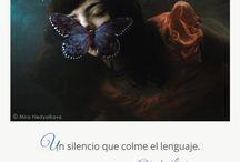 Aforismos / Aforismos de Alejandro Lanús con imágenes de fotógrafos y artistas reconocidos. Fusiones.