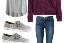 Trendy outfits
