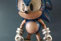 Cool Stuff (Anime, Manga, Games, Comics) / by Andrea Perez Coello