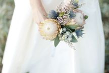 Flowers / Bouquets, table flowers. native Australian