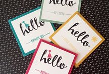 stampin up sale-A Bration Hello