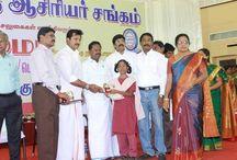 Tamil Nadu Teachers Association Award Function