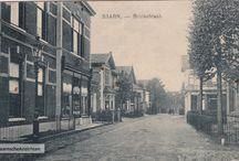 Brinkstraat Baarn / Ansichten van de Brinkstraat te Baarn
