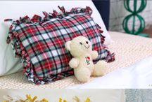 No-Sew Pillows