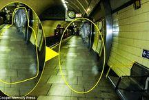 c'est connu que le métro de Londres est hanté!!je rêve d'y aller une nuit !!pas vous???
