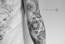 Tattoo / Geometria