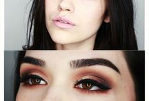 Makeup For Girls With Brown Eyes / Makeup For Girls With Brown Eyes. Find ideas and all the makeup you could ever need at www.makeup-perfection.com