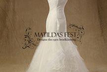 Brudklänning max 6000 kr