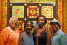 Sistah Quilters | African American Quilters / African American quilters and quilt imagery. / by Kyra Hicks