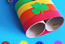 Crafts for Kids / Fun crafts for kids recycling and reusing stuff from home!