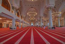 Mosque Musalla / Designs for mosques (masjids) and prayer halls (jamatkhana)