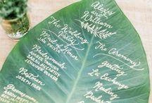 Wedding Programs / www.savethedates.ca
