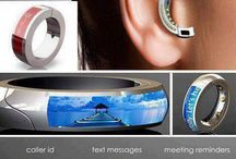Gadgets and Gizmos / Cutting edge technology whether at concept stage or part of the consumer market........