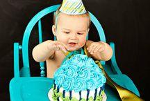 My first Birthday!!