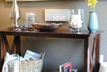 Orginizing and good Ideas for home