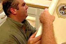 DIY-HOW-TO-HOME-PROJECTS & REPAIRS / by Terri Peirce