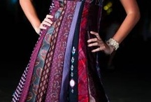 TIE One On! / Dresses and Crafty ideas for Repurposing Neck Ties.  / by LaDonna Parker-Clark