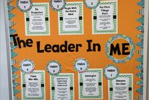 Leader in Me / by Stacy Browning