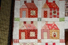 Quiltsels huisjes