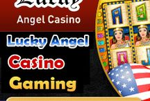 Lucky Angel Casino Gaming / You can enhance your online casino gaming experience by selecting the best online casino site on the web. For your convenience, we provide you in-depth reviews and rankings of some of the popular online casino sites. Apart from this, we also make you aware with types of bonuses and incentives offered by these sites.