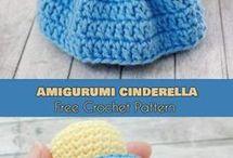 crochet arigami