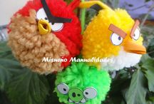 Crafts Angry Birds