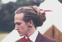Wedding Dread Ideas / Possible styling options for my Dreads at the Wedding