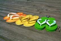 Flip Flops! Gelattto beach day!
