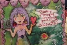 Art journals / wonderful, wonderful, expressions / by jesma archibald   (nutmegs)
