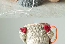 suéter para canecas