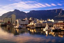 The V&A Waterfront / The Victoria & Alfred Waterfront ~ one of Cape Town's top attractions and also the home of Tigger Too Charters!