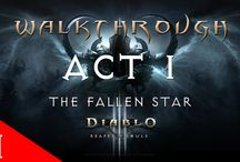 Diablo III Ultimate Evil Edition Video Walkthrough And Guides