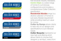 Collier Homes / Since 1959