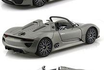 Diecast Porsche Limited Edition
