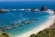 Pantai Papuma Hawaiinya Kota Jember