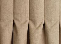 Curtain heading styles / All sorts of different curtain heading choices - do you know your Wave from your Euro????