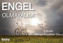 Engelliler Günü 3 Aralık
