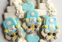 Sugar cookies/ wedding/ batchlorette/ anniversary