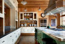 Kitchen / by Megan Isaacs