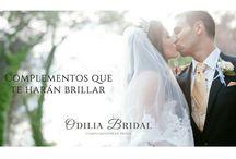 Ideas de fotos románticas de Novios - Odilia Bridal / Las mejores fotos, que los novios deberían hacerse el día de su boda! Imágenes de ensueño que quedarán plasmadas en tu álbum de bodas
